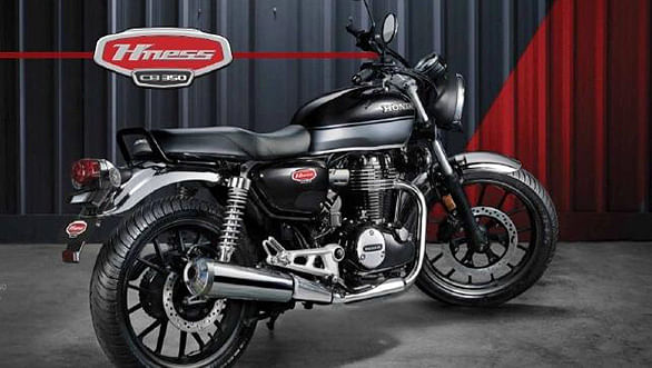 New Honda CB 350 Launches, Competes with Royal Enfield Classic 350