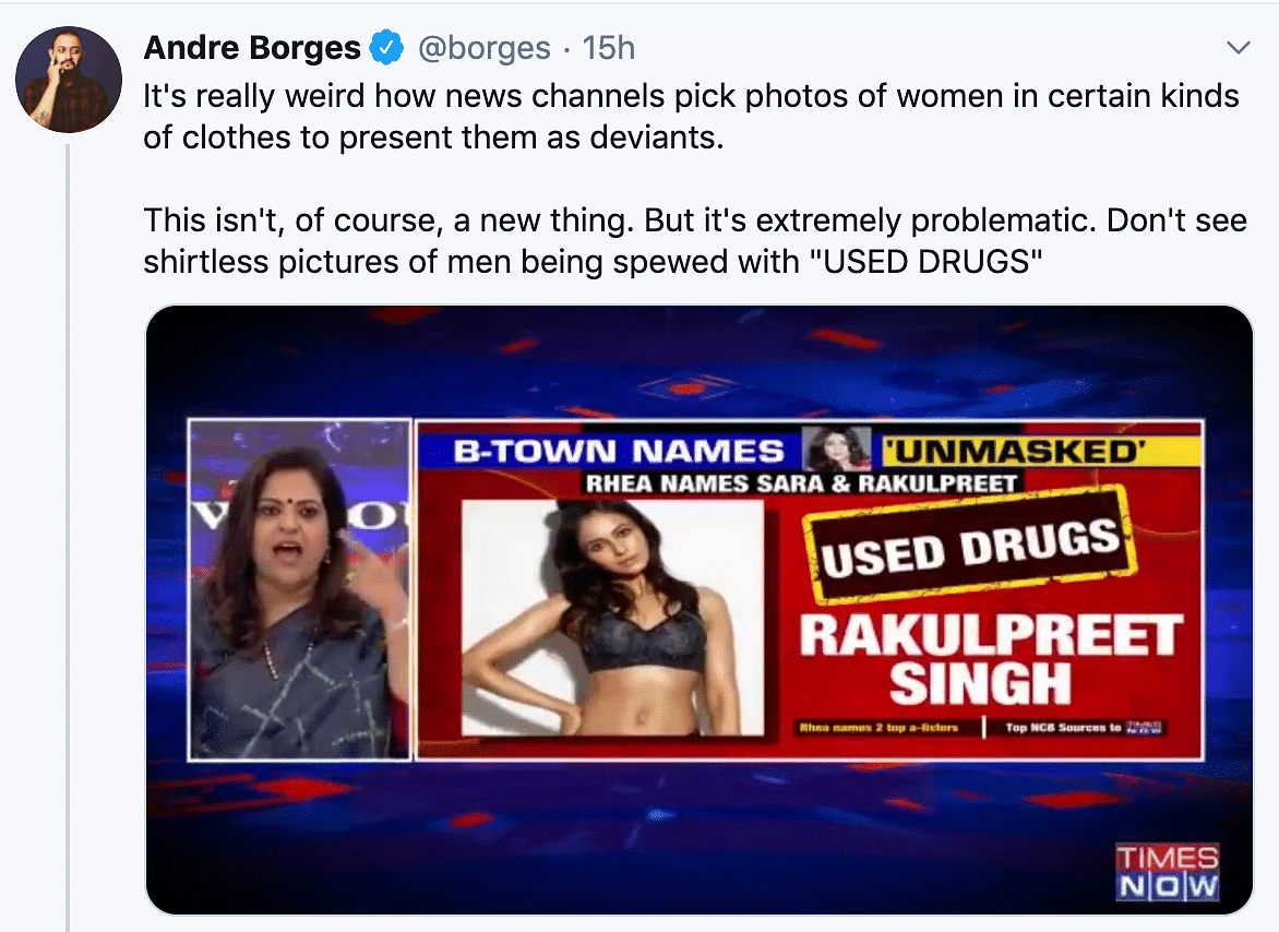 Hey Media, Why Use Pics of Women in Skimpy Clothes? Asks Twitter