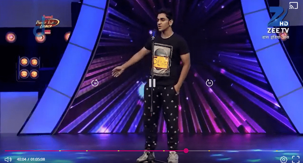 BJP Leader's Son Created Ruckus on Dance India Dance? It's a Prank