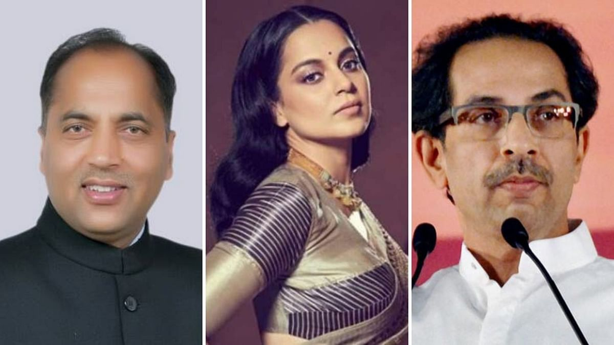 'Roots of Sena Are Over': HP CM on Kangana's Office Demolition