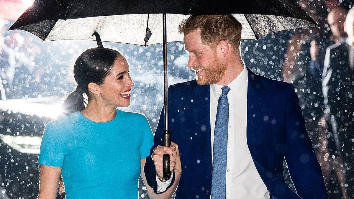 Prince Harry and Meghan Markle Ink Multiyear Deal with Netflix