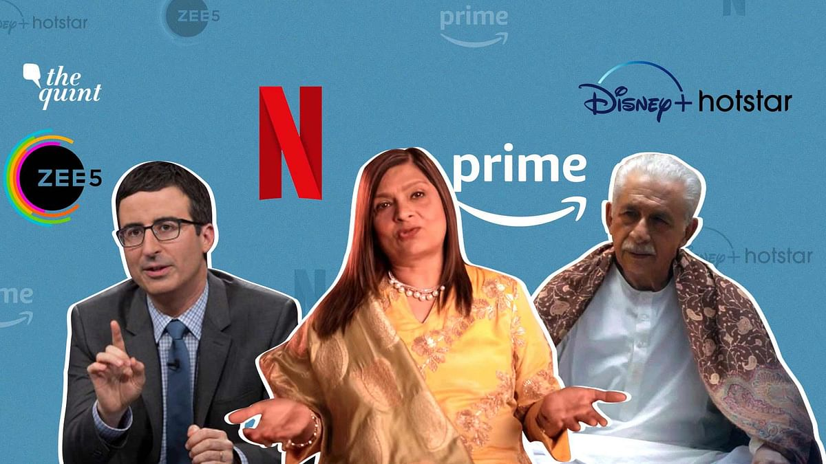 "Fifteen streaming platforms, including Netflix, Amazon Prime Video, Disney+ Hotsar, have adopted the""Universal Self-Regulation Code for OCCPs"""