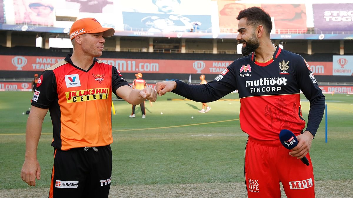 SRH vs RCB Live Streaming: How to Watch IPL 2020 Match Online?