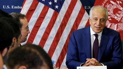 Will Work With India on Afghan Peace Talks: US Special Envoy