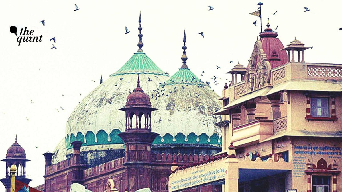 The suit alleges that the Shahi Idgah Masjid was built following illegal encroachment.