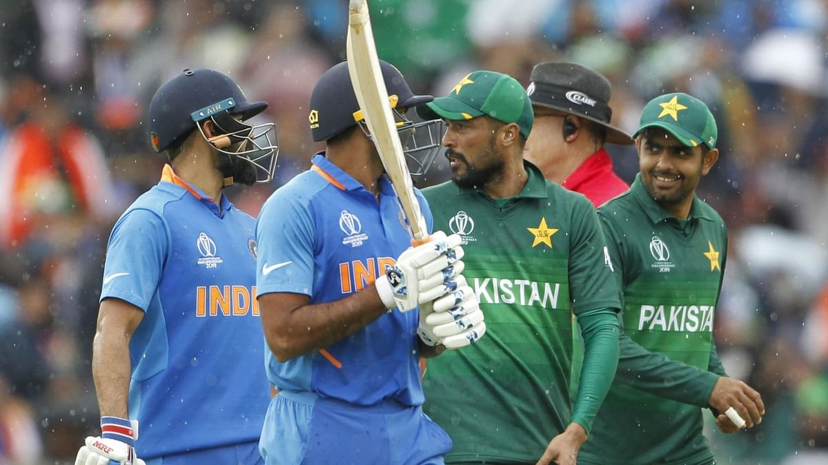 India and Pakistan last faced each other at the 2019 ICC World Cup.