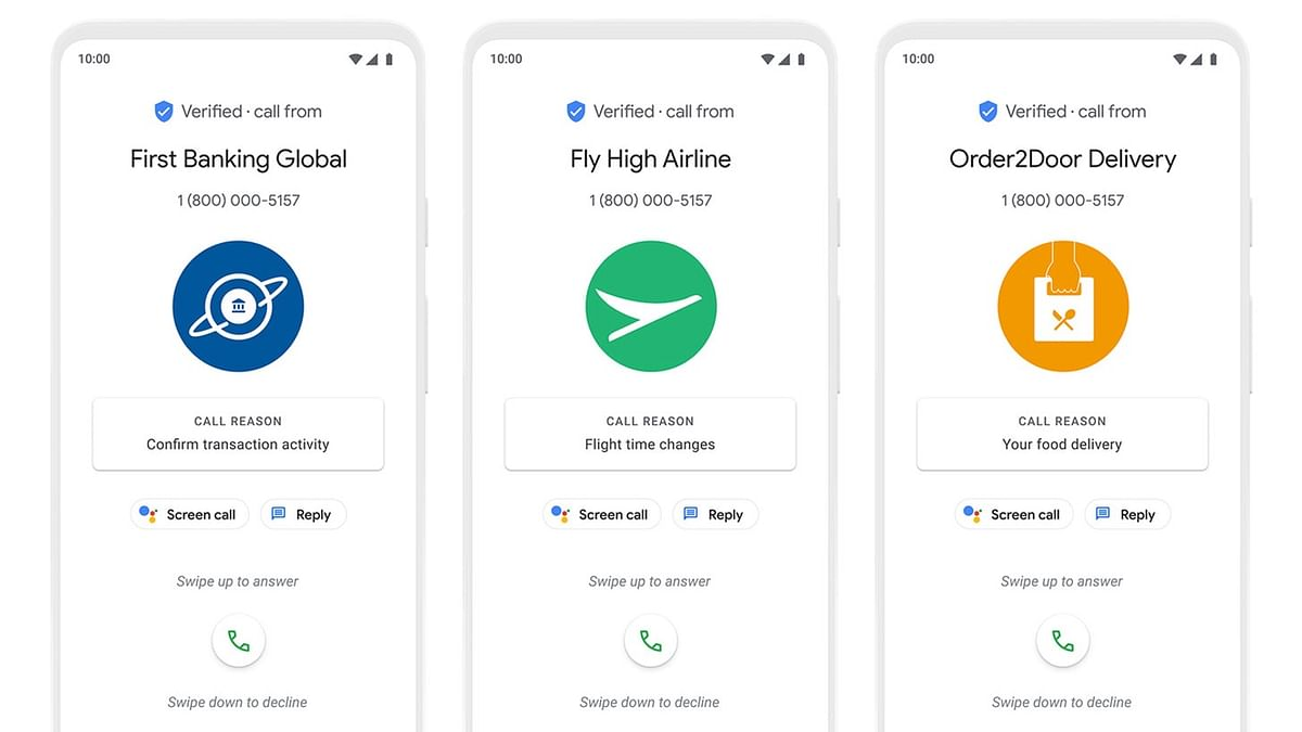 Google Launches 'Verified Calls', India Included in First Rollout