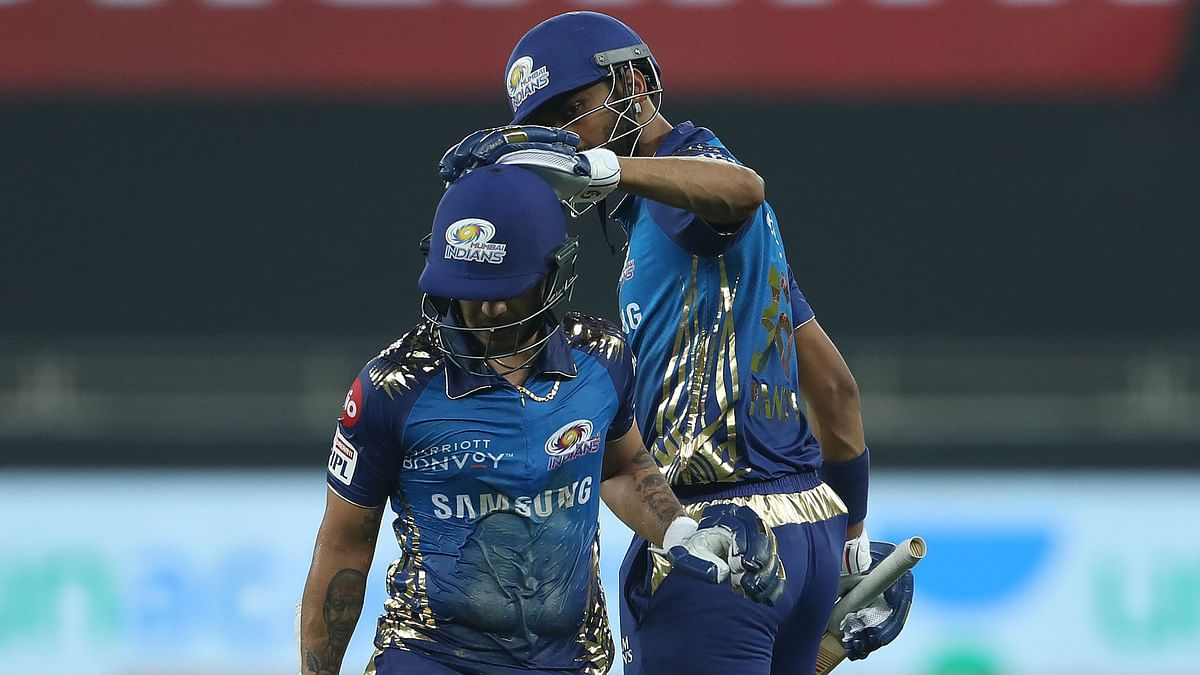 Ishan Kishan scored 99 vs RCB to help Mumbai Indians take the IPL 2020 match to a Super Over.