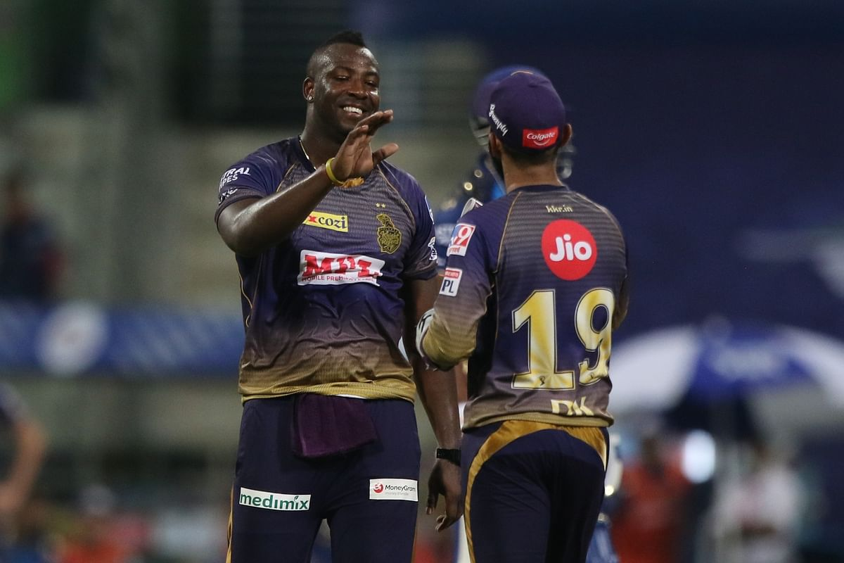 With the likes of Andre Russell and Eoin Morgan in their middle-order, KKR have the capability to overhaul any given target.