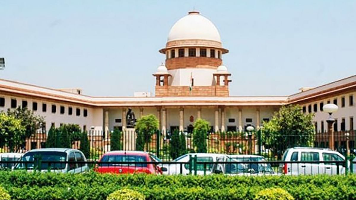 The Supreme Court of India. Image used for representational purposes.