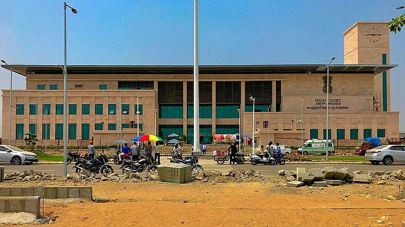 Andhra Pradesh HC Issues Gag Order on Amaravati Land Scam Case