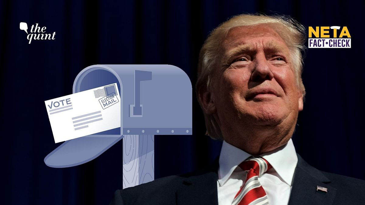 Trump's Theory on Mail-in Ballots and Voting is Devoid of Facts