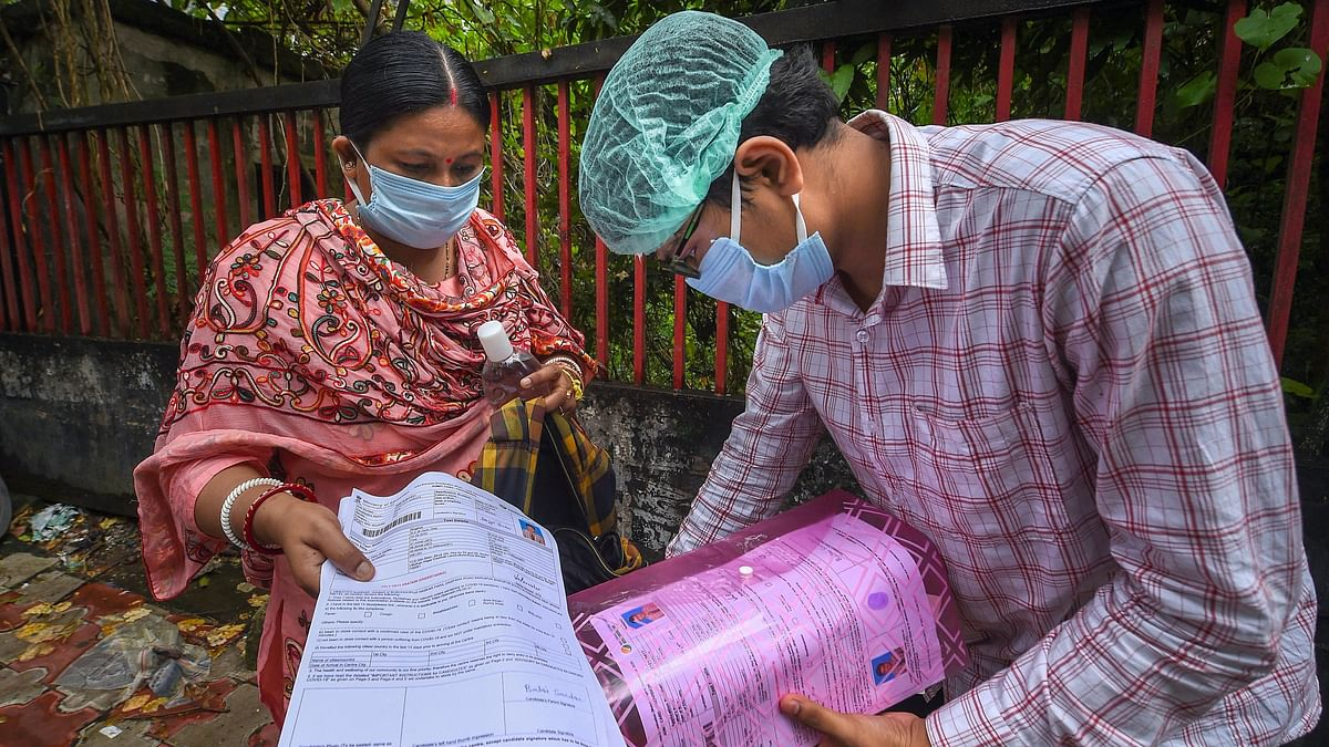 JEE Main Exam 2020: NSUI condemns the imposition of JEE despite the concerns and demand from the students' community to postpone the examination considering the pandemic. (Image used for representation only)