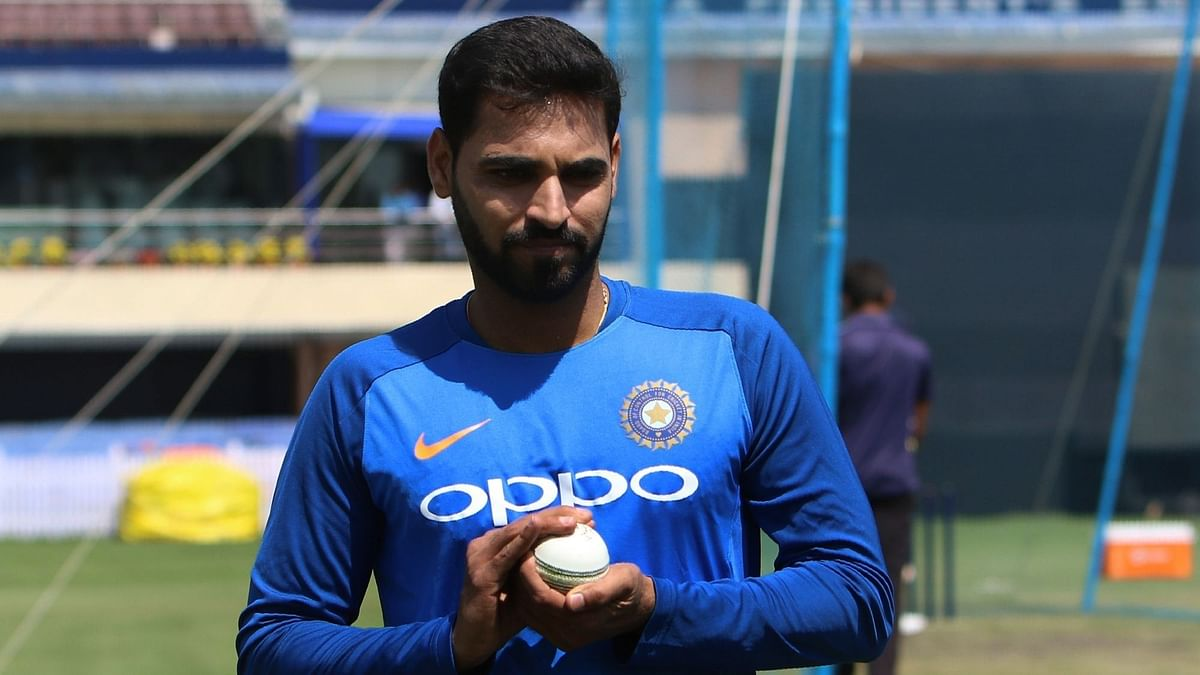 Bhuvneshwar Gets Nod from NCA, Picked in Uttar Pradesh Squad