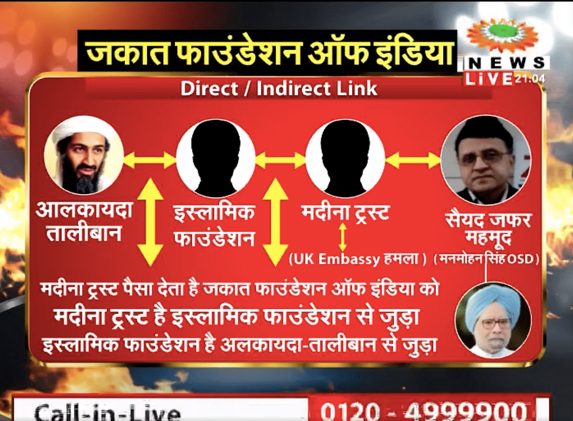 An example of the infographics used by Chavhanke.