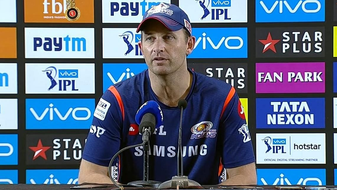 Mumbai Indians bowling coach Shane Bond said that restricting KL Rahul will be as important as adapting to the conditions in Abu Dhabi.