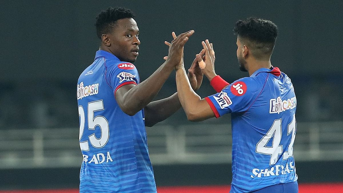 Dream 11 IPL 2020: Delhi Capitals' Kagiso Rabada has taken over the Purple Cap from Mohammad Shami.