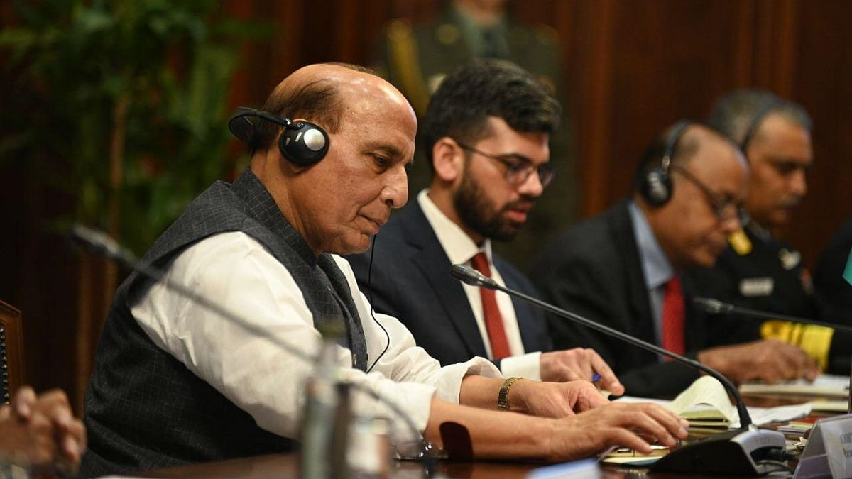 Rajnath Singh's Visit to Russia is Not Just About China