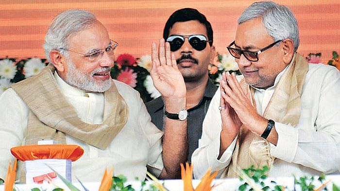File photo of PM Narendra Modi and Bihar CM Nitish Kumar used for representation purpose.