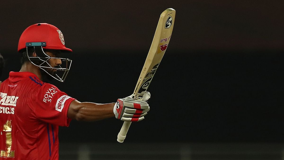 Kings XI Punjab captain KL Rahul smashed a few IPL records with a blistering 69-ball 132 – the highest individual score by an Indian player in the IPL.