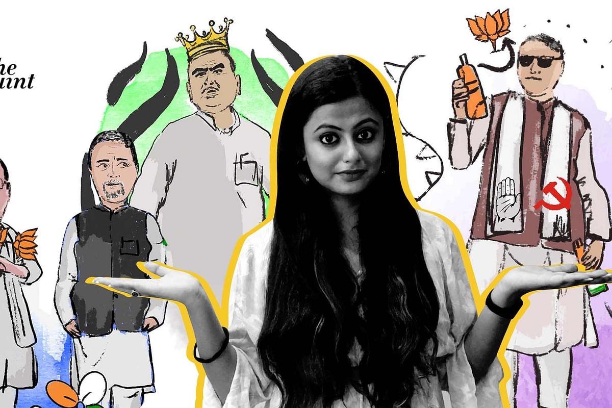 Here's a primer on the kinds of politicians you'll find in Bengal this election season.