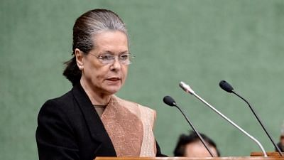 Congress supremo Sonia Gandhi. Image used for representation.