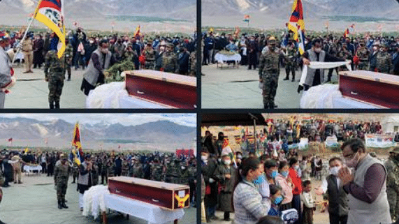 Ram Madhav's Deleted Post on Late Tibetan Soldier Meant for China?