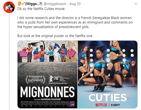 French Film 'Cuties' Comes Under Fire as #CancelNetflix Trends