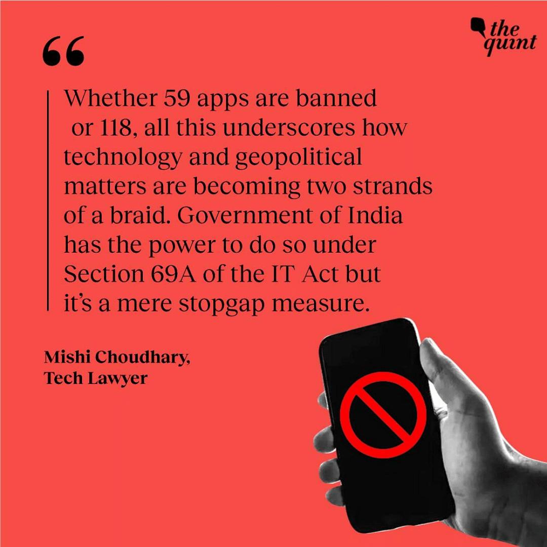 'Violates Interests of Investors': China Opposes India's App Ban