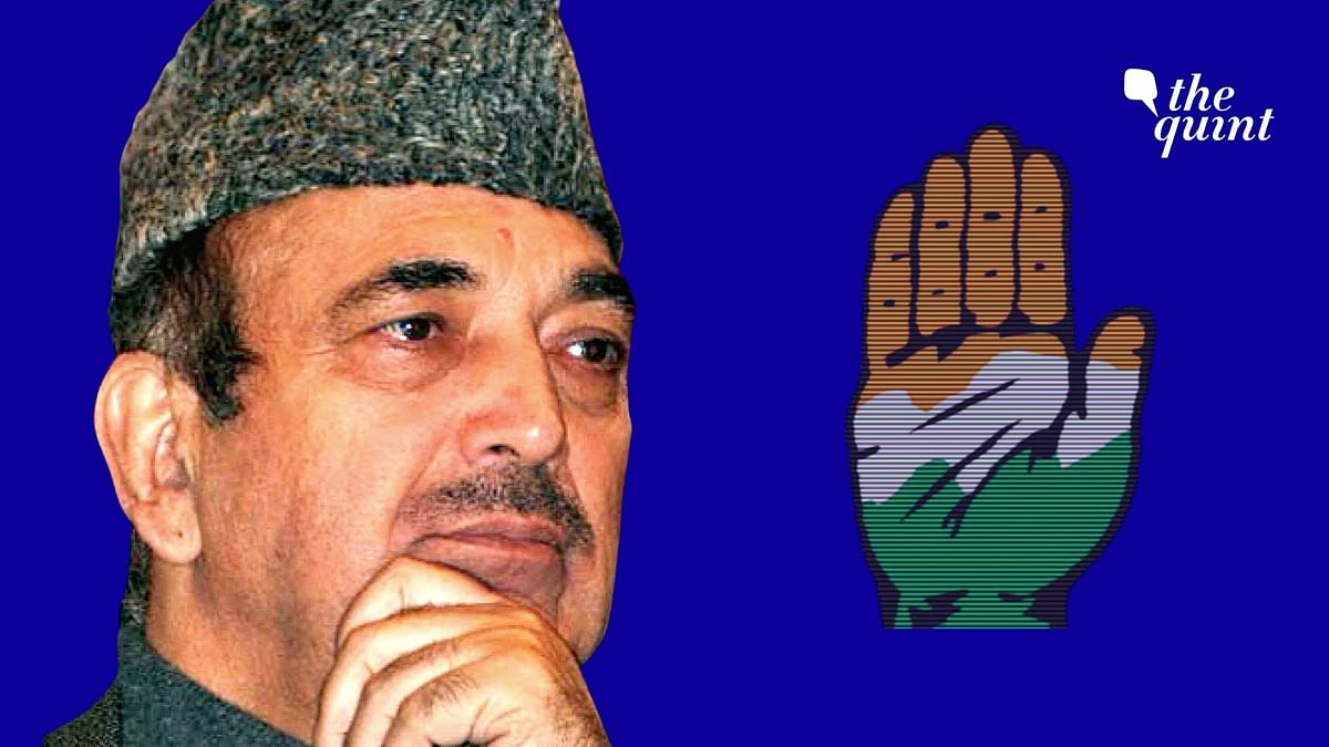 Who Is Cong Fielding To Replace Ghulam Azad as Opposition Leader?