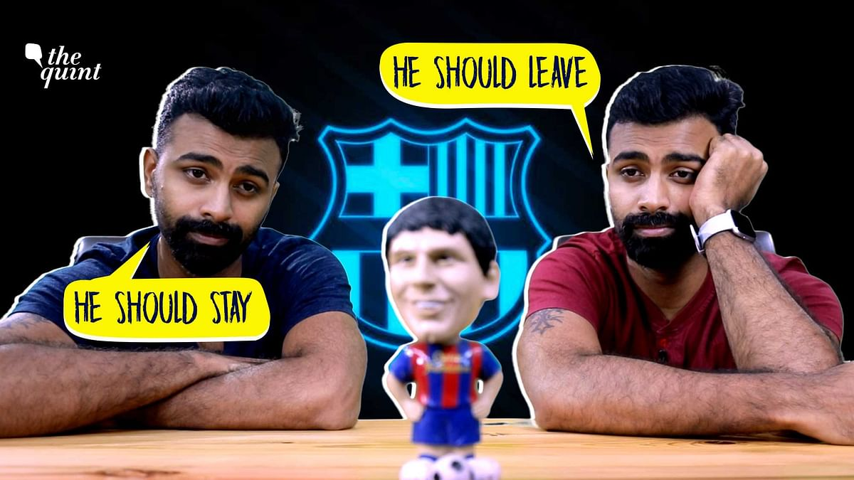 The  Lionel Messi Saga: Should He Leave Barca or Should He Stay?