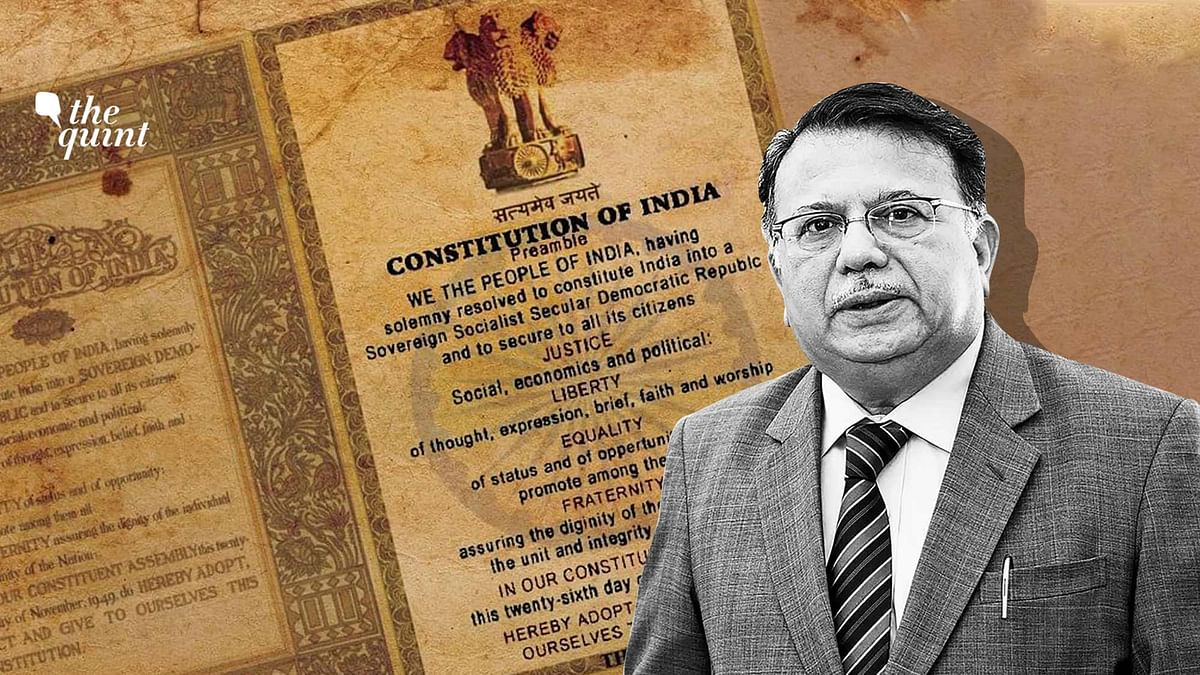 India a Liberal Democratic Republic – Only on Paper: Justice Shah