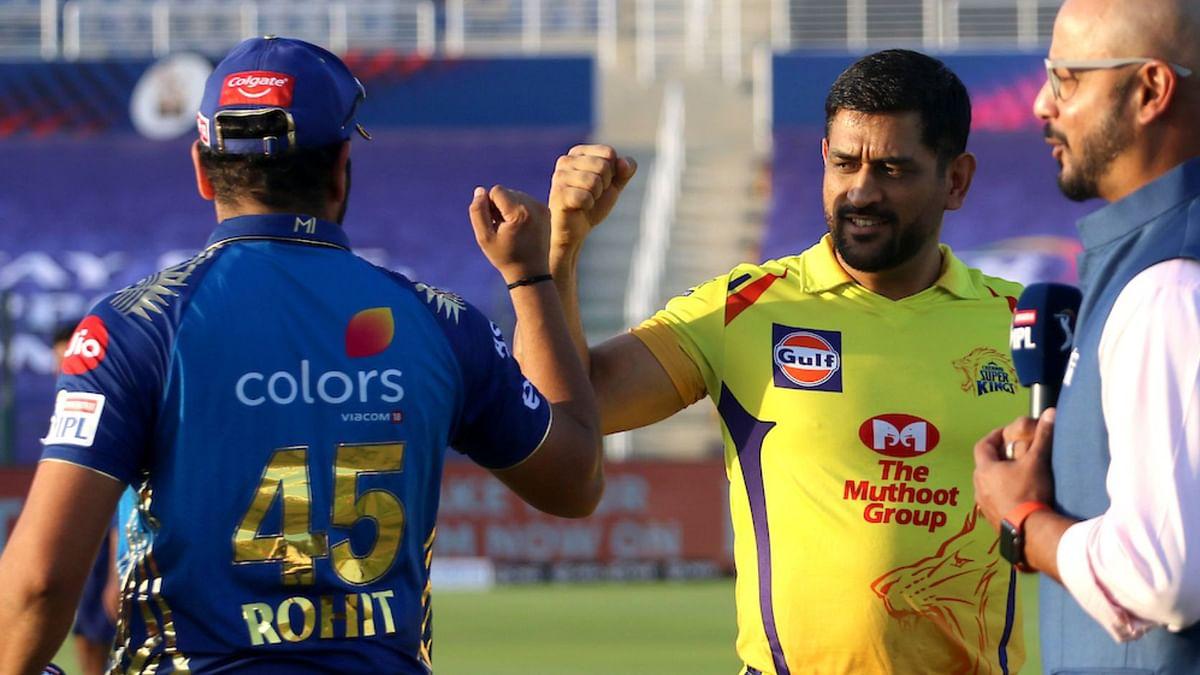 IPL 2020, MI vs CSK: Chennai Super Kings captain MS Dhoni won the toss and put defending champions Mumbai Indians in to bat.