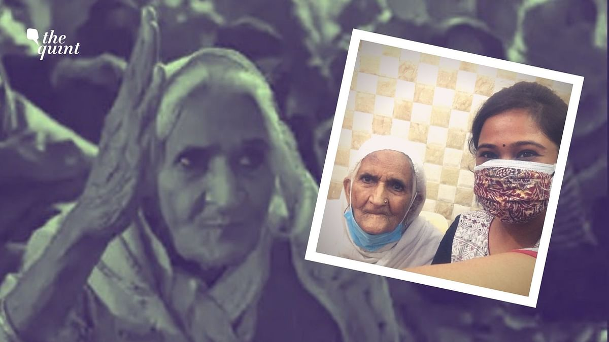 82-year-old protester from Shaheen Bagh made it to TIME's list of 100 most infuential people.