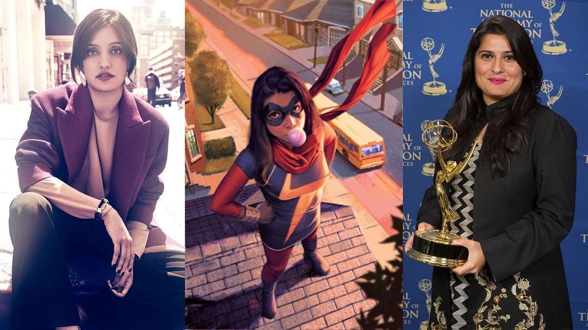 Indian and Pakistani Filmmakers to Bring 'Ms Marvel' to Life