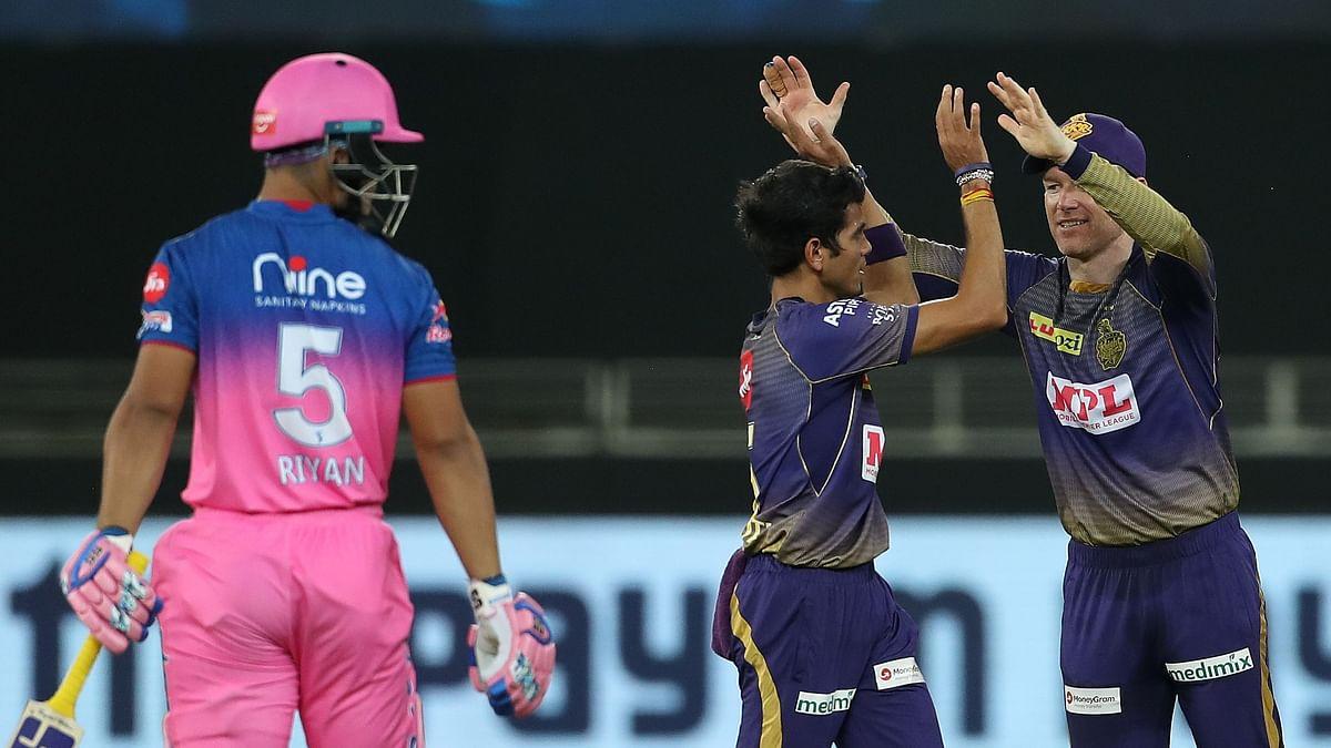 Rajasthan Royals Slump to First Loss This IPL, KKR Win by 37 Runs
