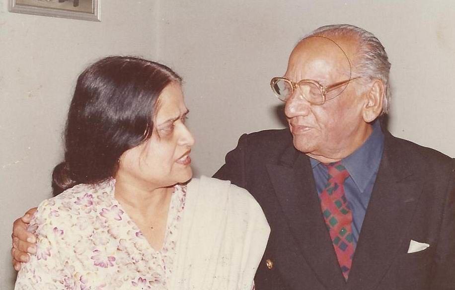 Zehra Nigah and Faiz