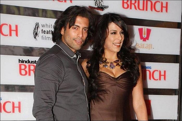 Pooja Bedi and Akashdeep