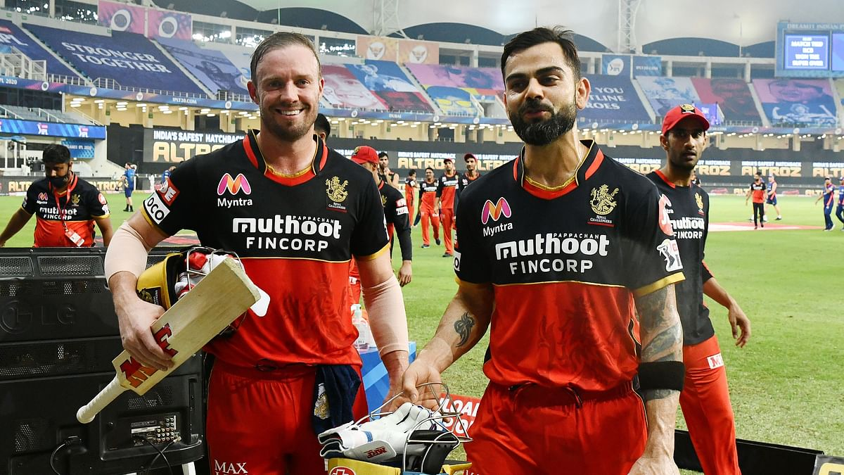 IPL 2020: Royal Challengers Bangalore beat Mumbai Indians in a Super Over.