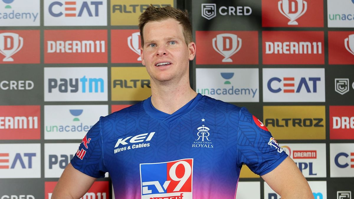 What We Saw From Tewatia is What We'd Seen in Nets: Steve Smith