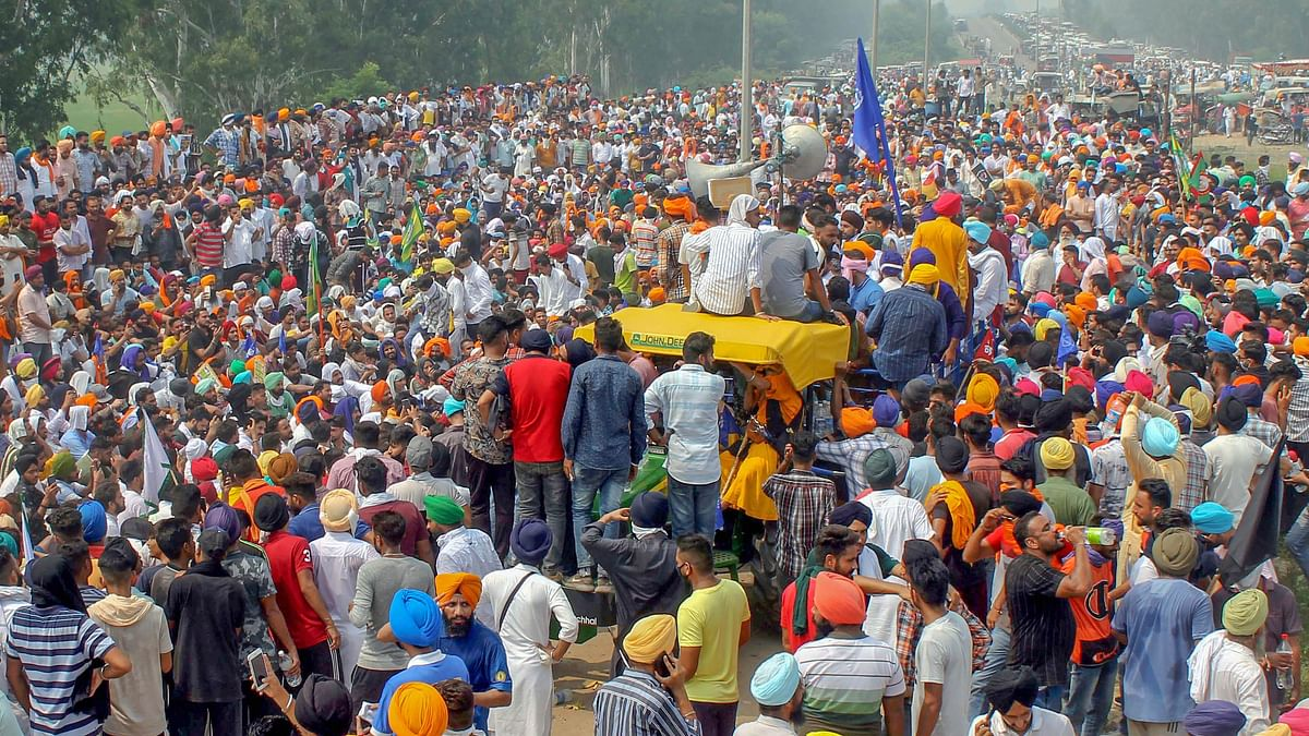 Farm Laws: Centre to Meet Punjab Farmer Union Leaders on Friday