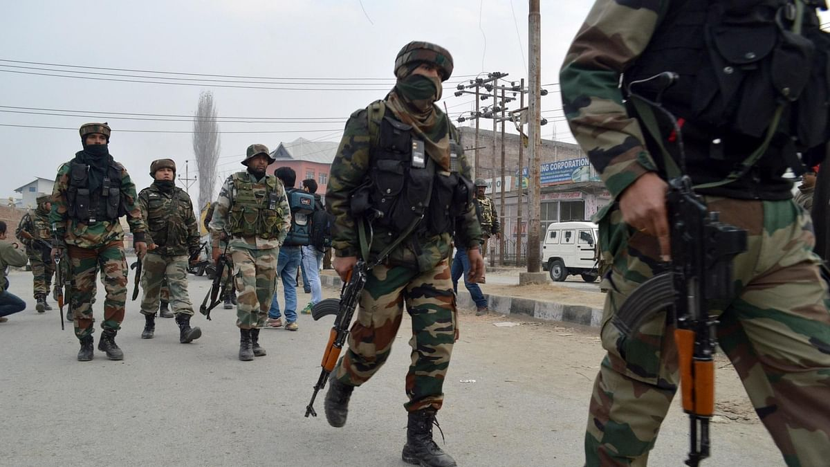 CRPF Jawan in J&K's Budgam Injured After Militants Shoot at Him