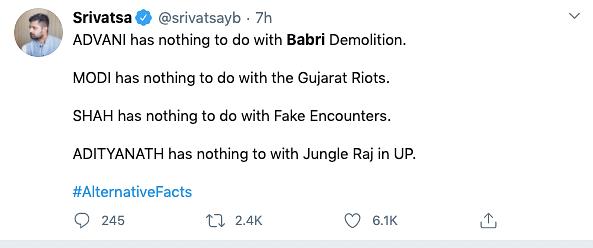 Runs Counter to SC Judgement, Says Cong as BJP Hails Babri Verdict