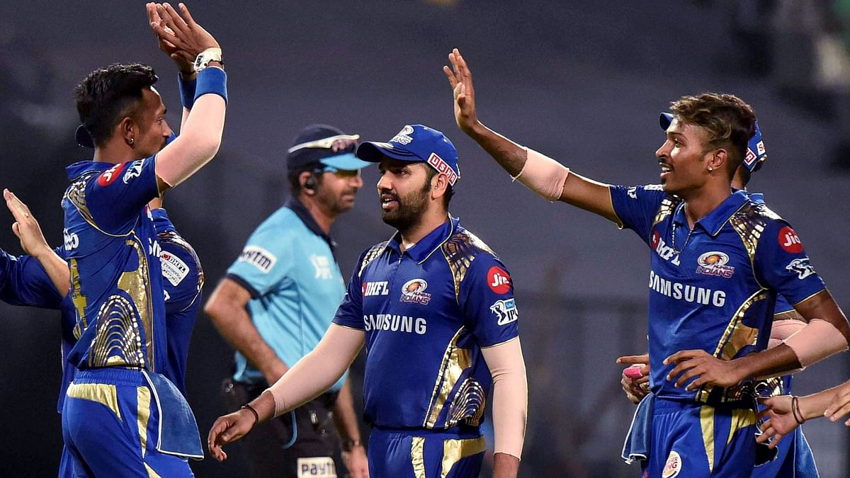 Mumbai Indians Eye 'Five-Star' Show in IPL 13