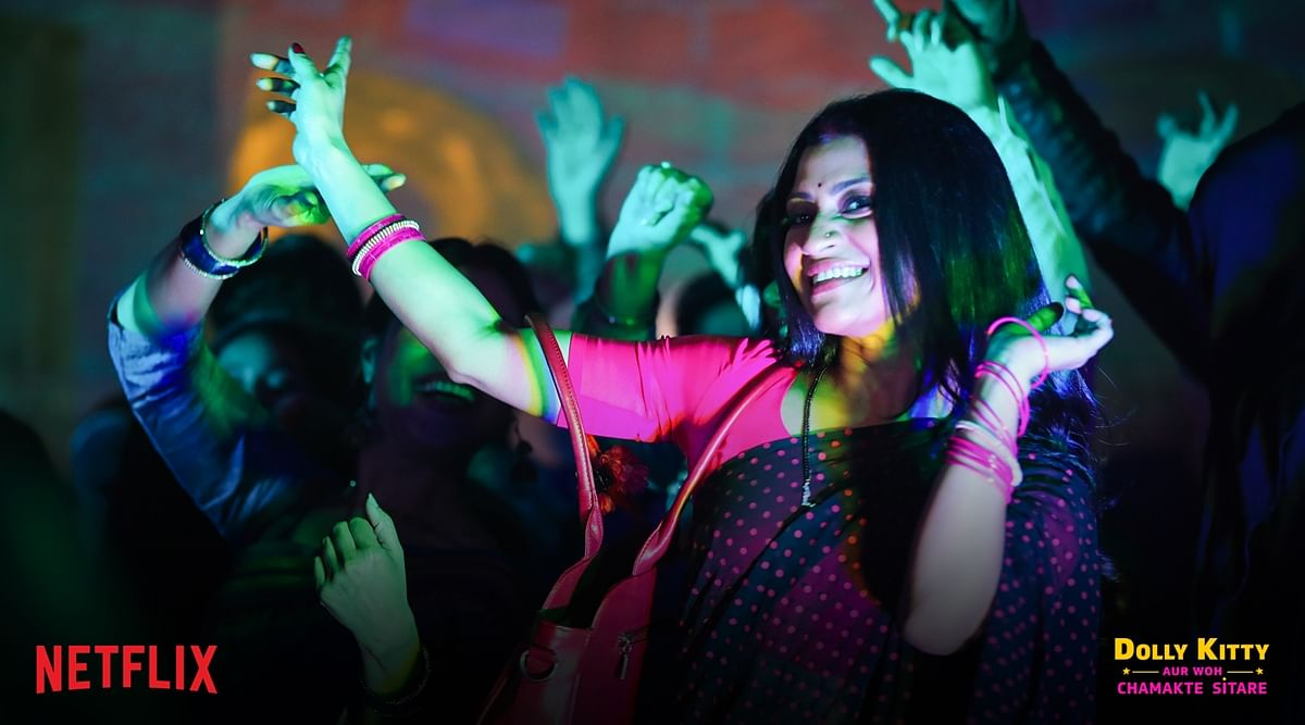 A still from Dolly Kitty Aur Woh Chamakte Sitare.