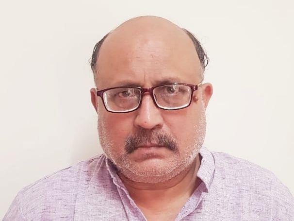 Rajeev Sharma.