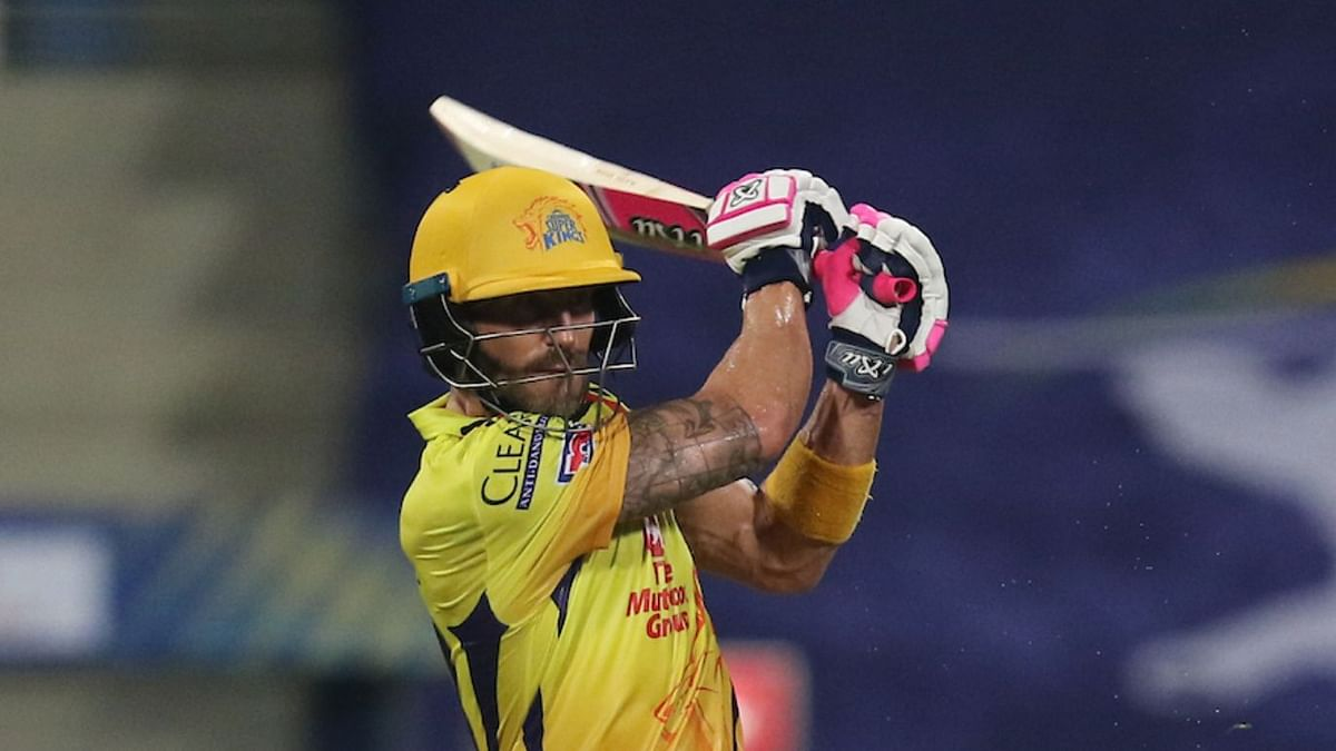 IPL 2020: Faf Currently Holds Orange Cap, Rabada Purple Cap Holder