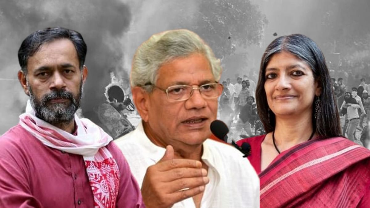 Delhi Riots Probe: Sitaram Yechury & Jayati Ghosh Also Named Now