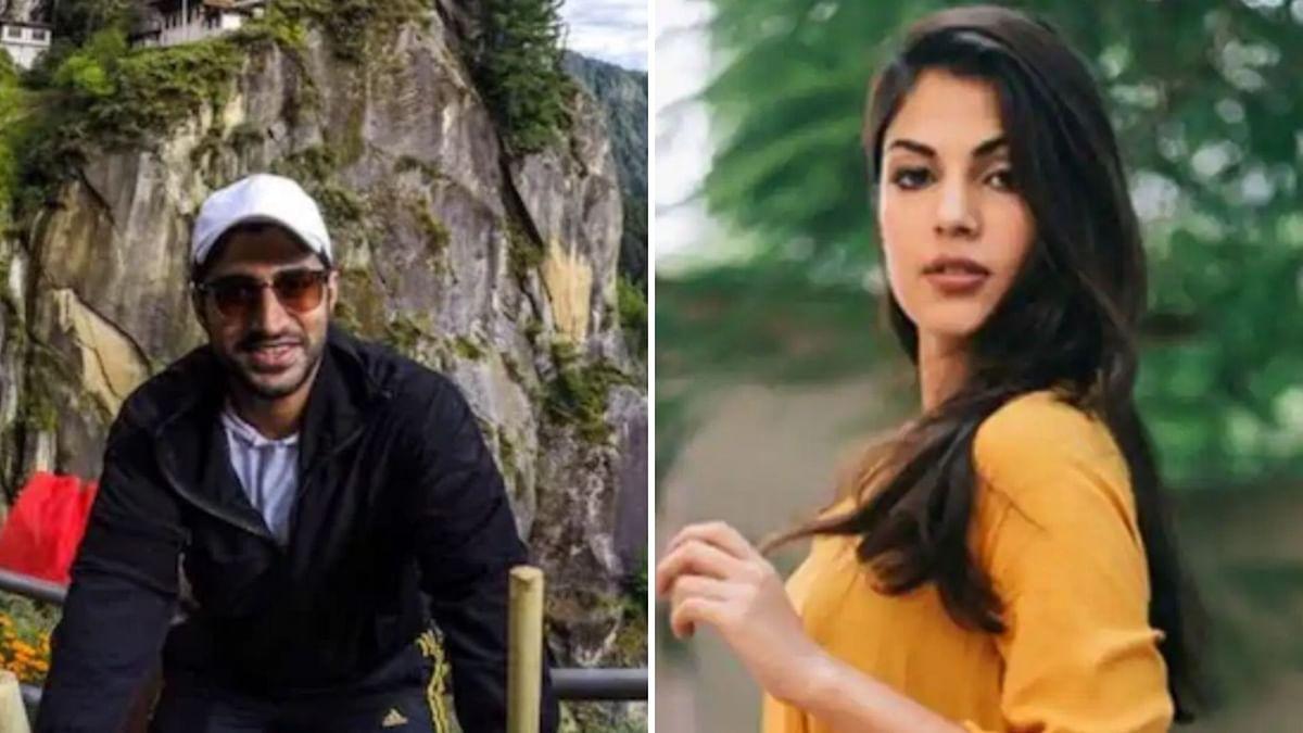 Rhea Chakraborty's friend Rishabh Thakkar has been questioned in the Sushant Singh Rajput case.
