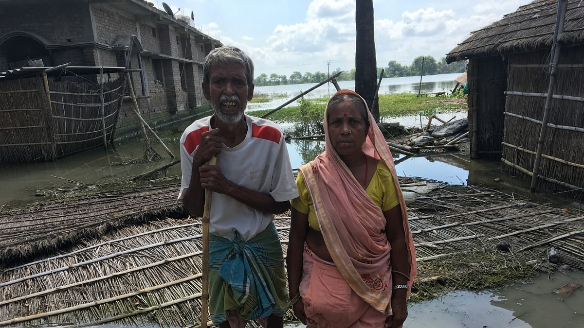 'Should've Drowned': Flood-Affected Residents Ahead of Bihar Polls